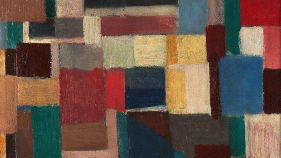 Giorgio Cavallon - Untitled, 1946 (detail)