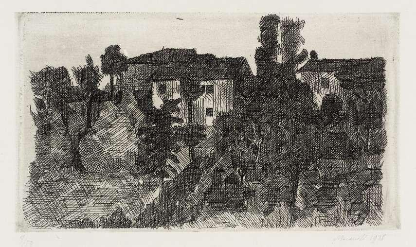 Morandi - Natura morta, 1951 - Image via zeteojournalcom