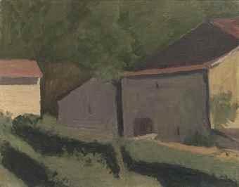 Giorgio Morandi-Paesaggio-1941