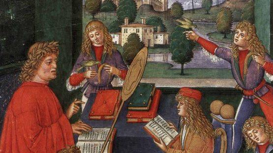 Giovanni Pietro da Birago - detail of an artwork