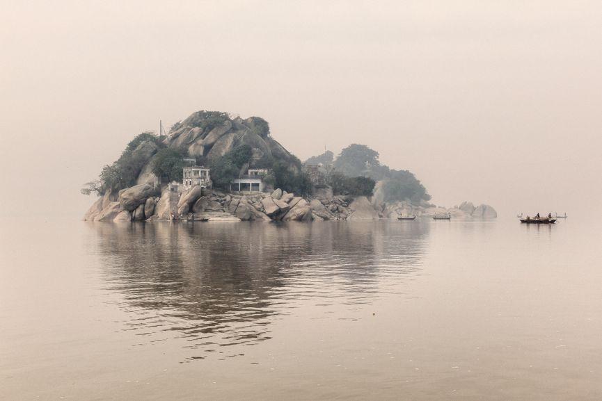 Giulio di Sturco - Ganges India, 2014