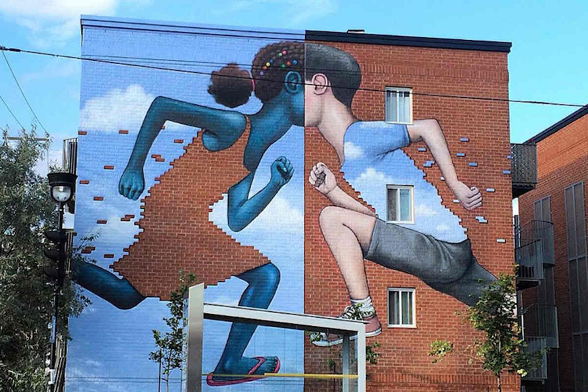 Globepainter - Montreal
