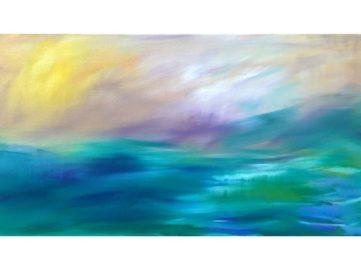 Gloriane Harris - Coastal Fog Sun
