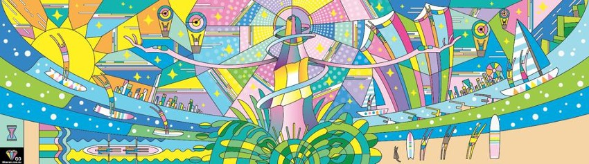 Go Suga - Gold Coast Happy Days - new