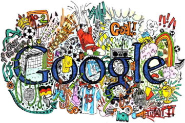 Will Google Doodle be Perceived as Contemporary Art?