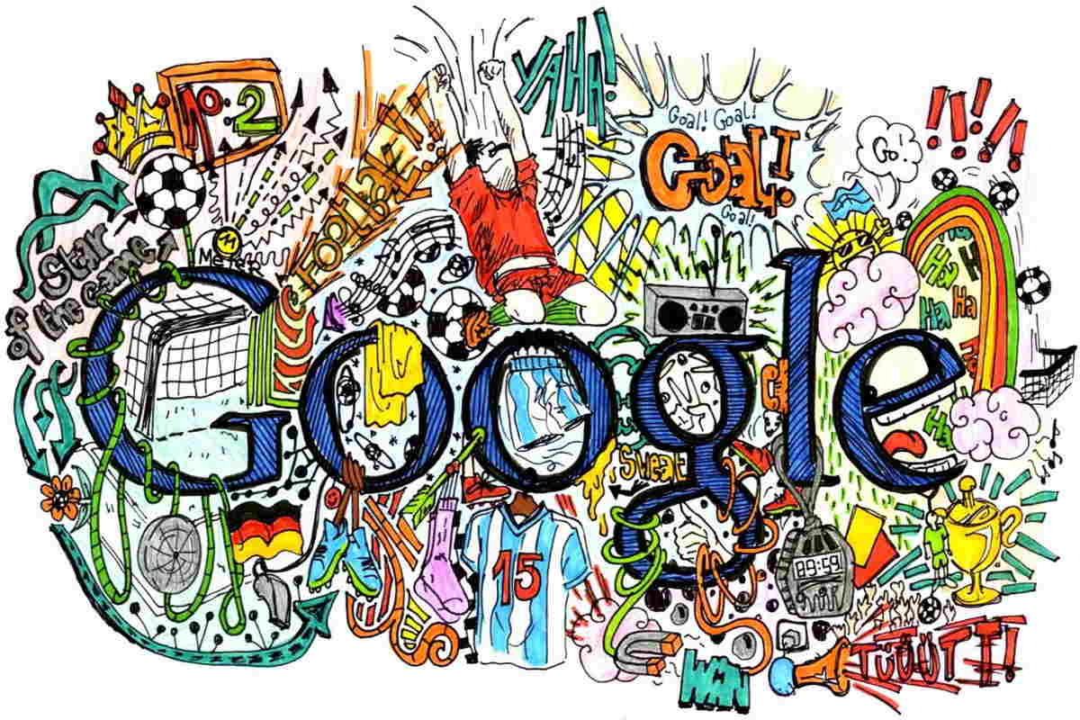 Will Google Doodle be Perceived as Contemporary Art? | Widewalls