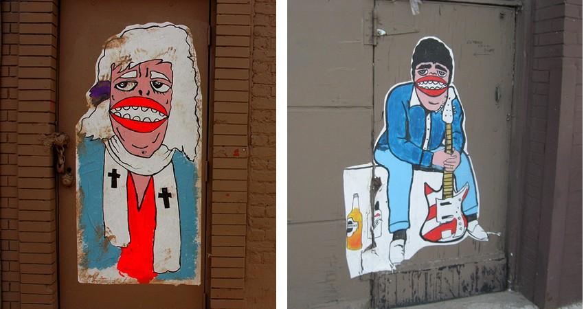 Goons - street art #2