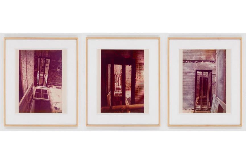 Gordon Matta-Clark - Doors Through and Through
