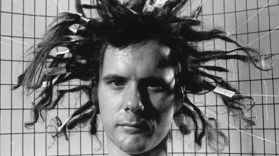 Gordon Matta-Clark - Hair, 1972, photograph by Carol Goodden (detail)