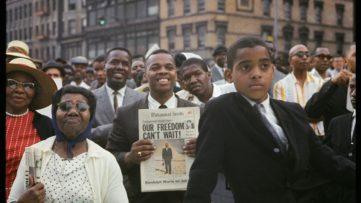 Untitled, Harlem, New York, 1963
