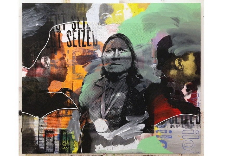 Greg Gossel - War paint