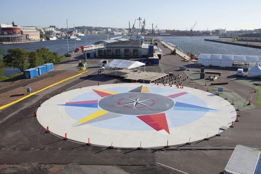 Gothenburg Art 21 was free in 2012
