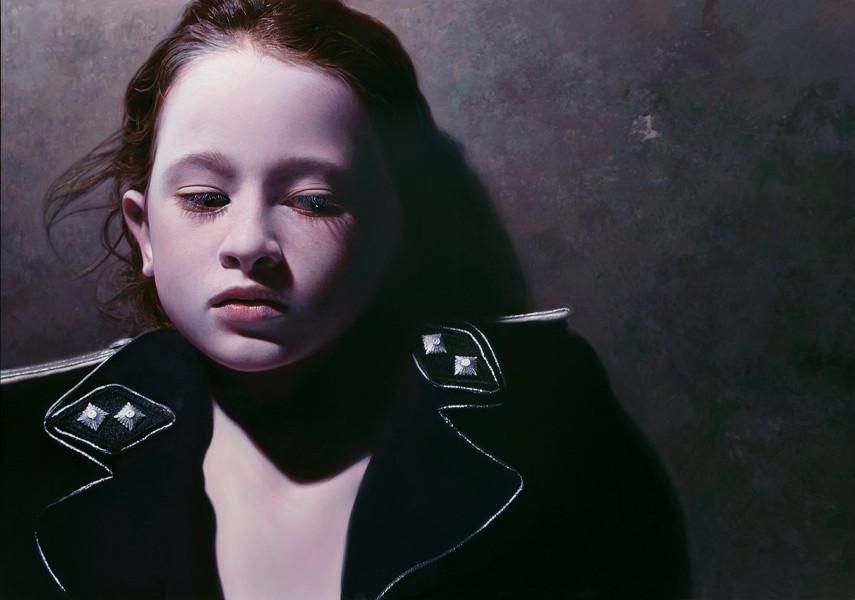 Gottfried Helnwein - From The Murmur of the Innocents series  - Image via pinterestcom
