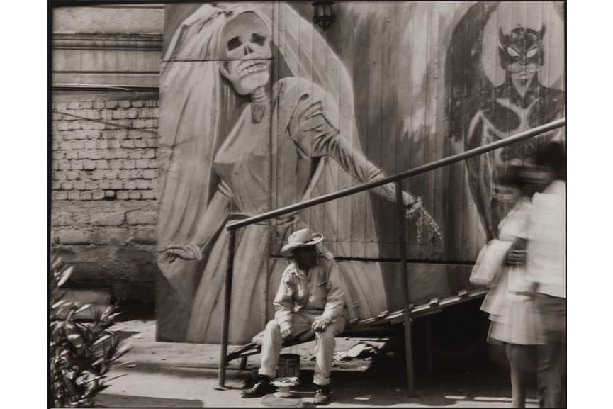 Casa de la Muerte, Ciudad de México, 1975