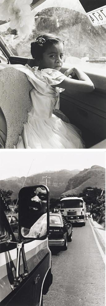 Graciela Iturbide-Selected Images (Piedras del tiempo; 7674; Aparicion en el Km 64)-1999