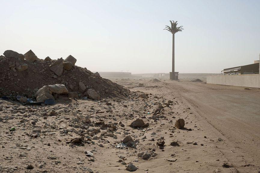 Graeme Williams - On the desert's edge 25, 2008