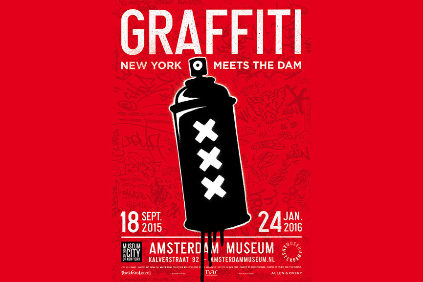 graffiti exhibition