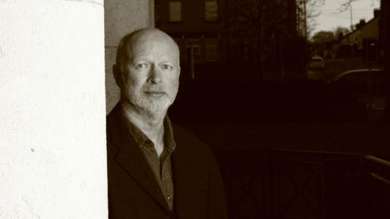 Graham Dean - Artist portrait, Image courtesy of the artist