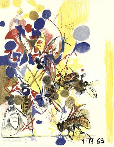 Graham Sutherland-Bees-1963