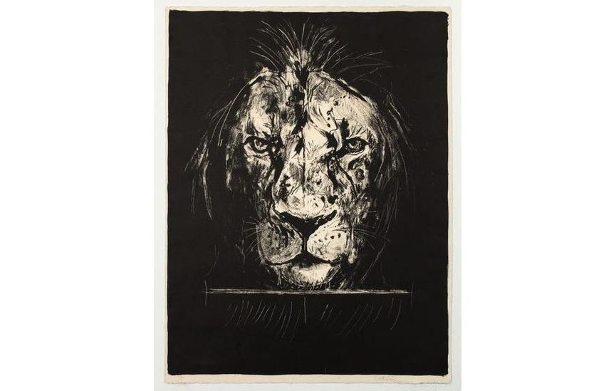 Graham Sutherland - Lion, 1968