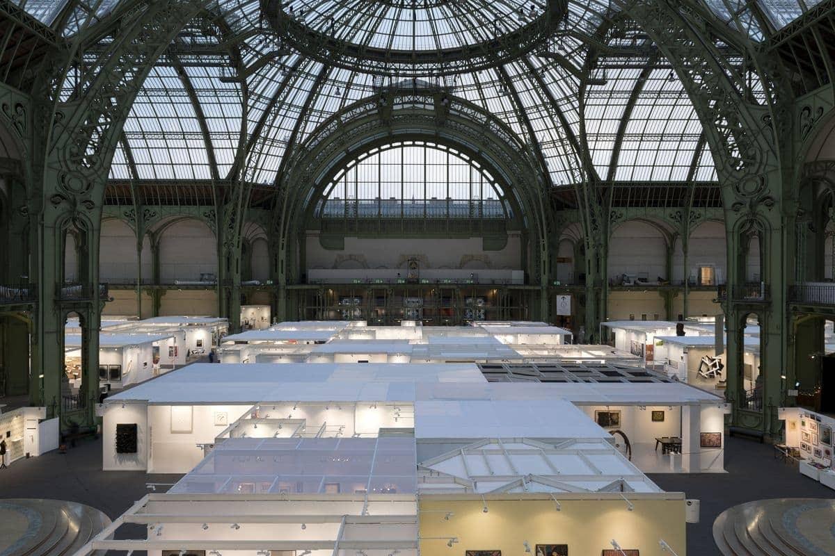 Grand Palais © Marc Domage