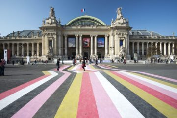 Grand Palais, 2019. Marc Domage, more information on the site