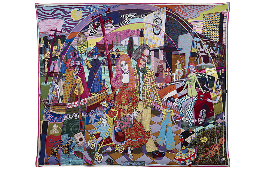 Grayson Perry - A Perfect Match, 2015