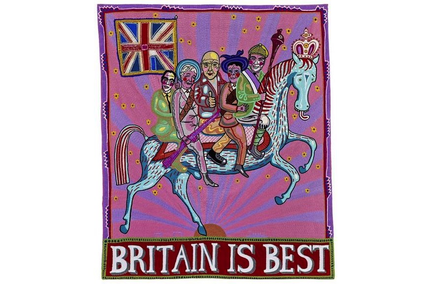 Grayson Perry - Britain is Best, 2014