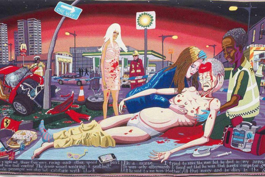 Grayson Perry - Lamentation, 2012