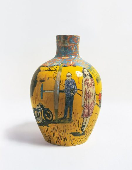 Grayson Perry-Nostalgia For The Bad Times-1999