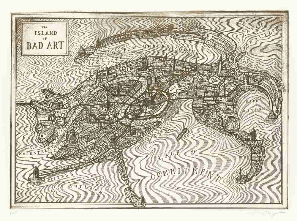 Grayson Perry-The Island Of Bad Art-2013