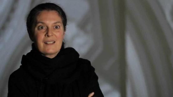 Grazia Toderi - Artist's portrait - Image via youtubecom