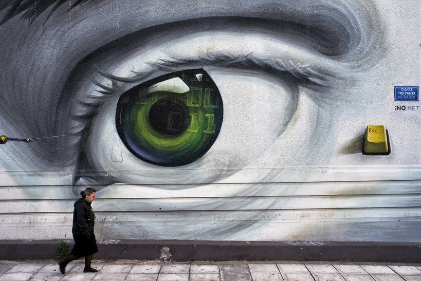 Street Art facebook athens