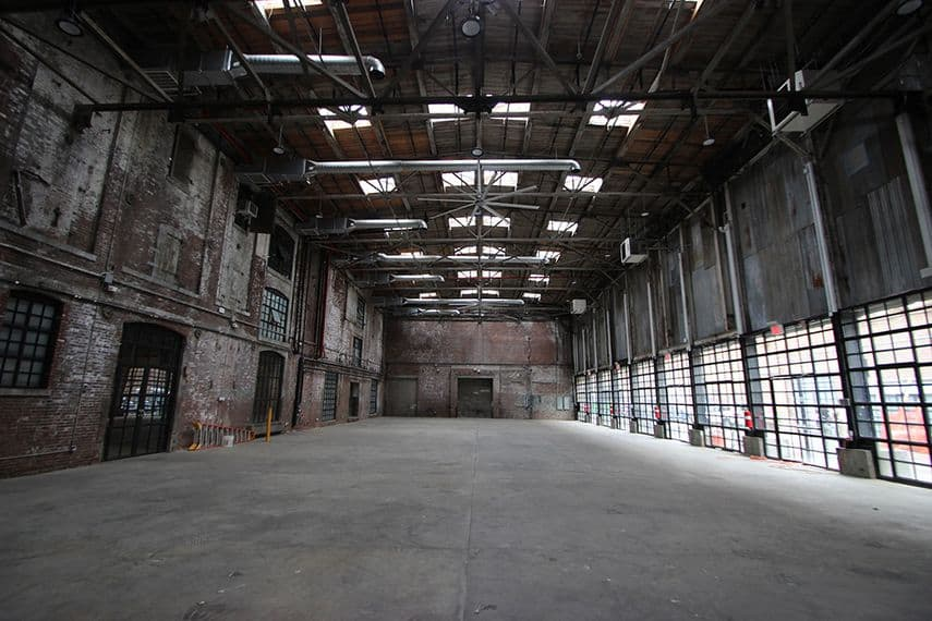 Moniker's Venue, Greenpoint Terminal Warehouse Brooklyn