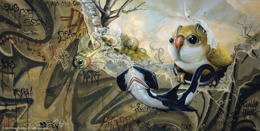 Greg Craola Simkins - The Outside, 2010 anmelden home dauer aufrufe