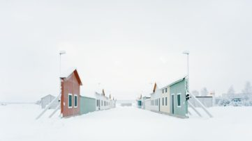 Gregor Sailer - Carson City VI / Vårgårda, Sweden, 2016
