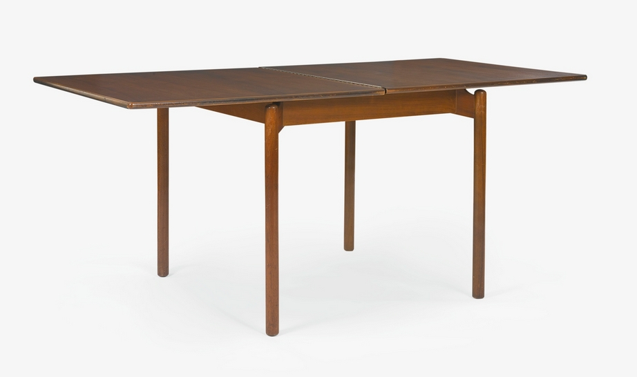 Greta Magnusson Grossman - Flip-Top Dining Table-1952