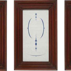 Gretchen Faust-Untitled (GF-026), Untitled (GF-027), Untitled (GF-028)-2007