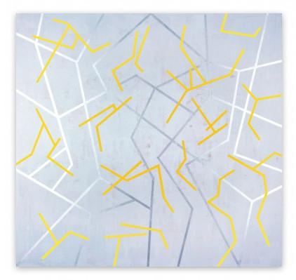 Gudrun Mertes-Frady - Dancing Yellow, 2010