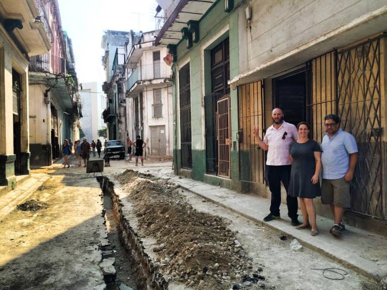News from state of Cuba