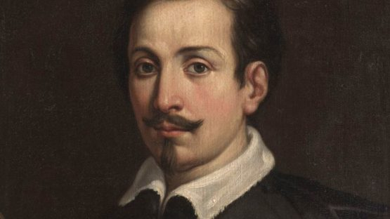 Guido Reni - Self portrait, c. 1602 (detail)