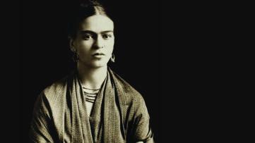 Guillermo Kahlo - Frida Kahlo, 1932