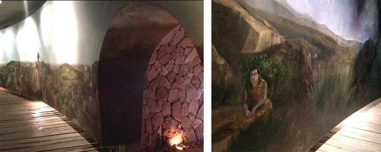 Guillermo Lorca - Mural Ovalle Viña Tabalí, Chile, 2005-2006