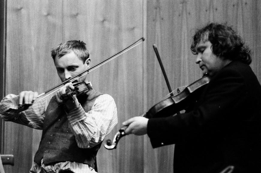 Gunter Brus and Hermann Nitsch - Selten gehörte Musik