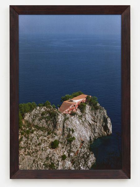 Günther Förg - Capri, 1981