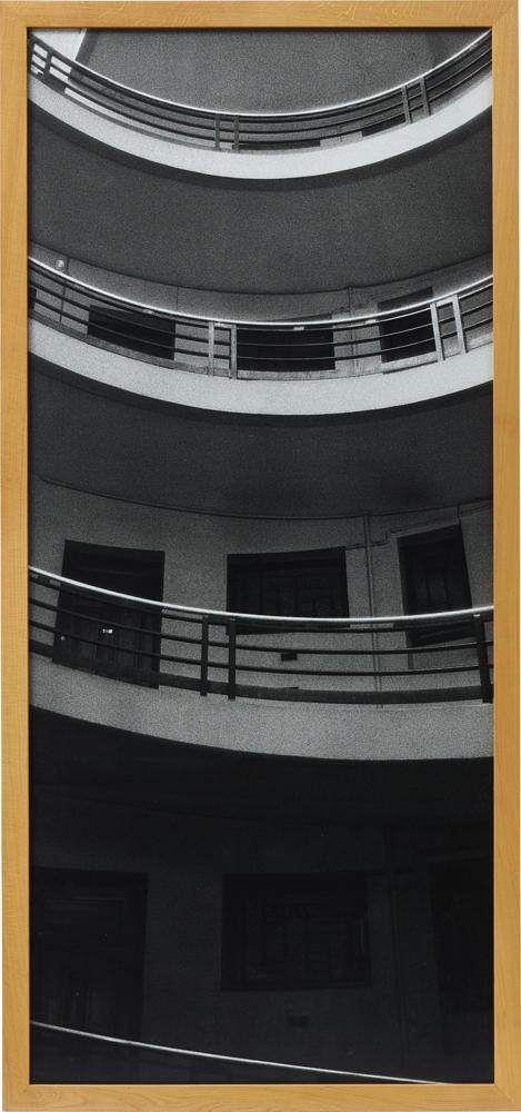 Gunther Forg-Maison sans Escalier-1987