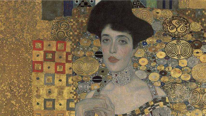 Years of 1899 and 1898 were the golden age for portrait work paintings - klimt's paintings from the frieze series are best works of klimt