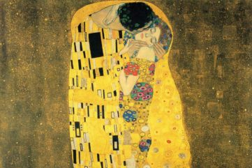 The Fame Behind Gustav Klimt's The Kiss Painting