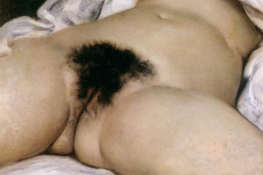 Gustave Courbet Facebook