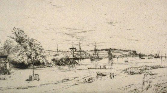 Gustave Leheutre - La Pointre - Image via famsf